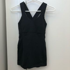 Lululemon Pace Yourself tank size 4